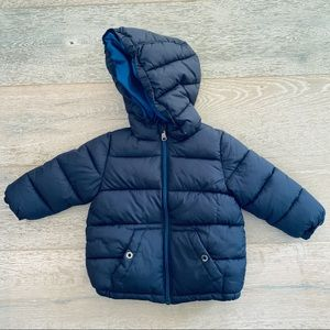 {ZARA} BABY BOY PUFFER COAT
